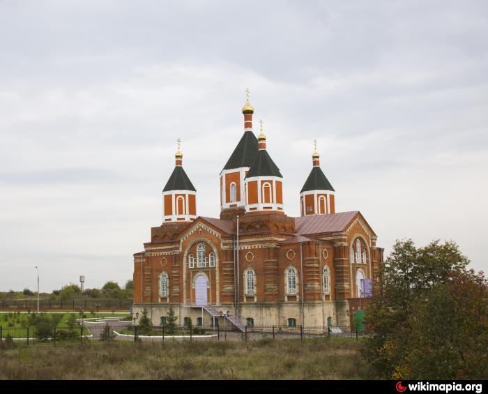 Церковь Иверской иконы Божией Матери ...: wikimapia.org/12306662/ru/Церковь-Ð...