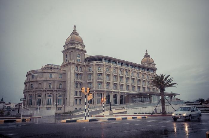 Montevideo casino hotel