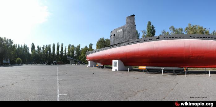 первая подводная лодка в одессе