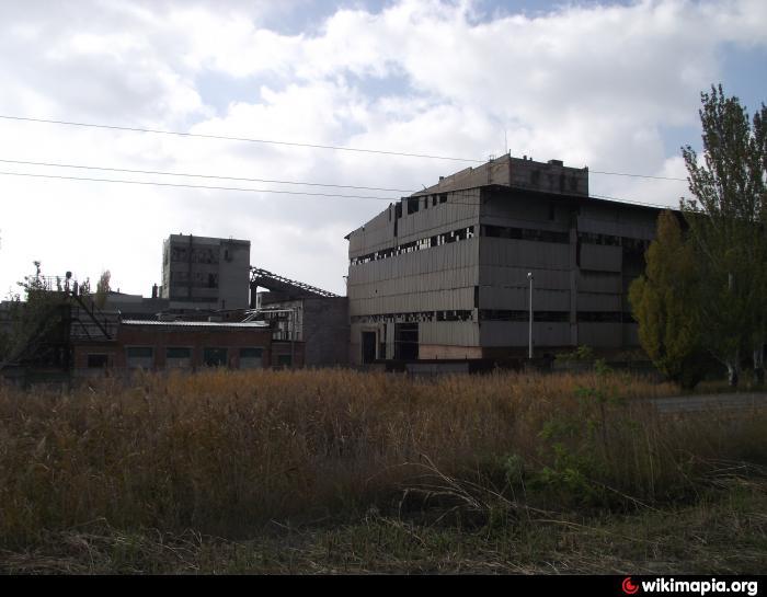 Пантелеймоновский огнеупорный завод