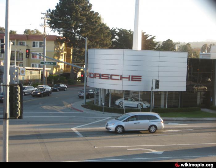 Rector Audi Porsche Burlingame California - Rector audi