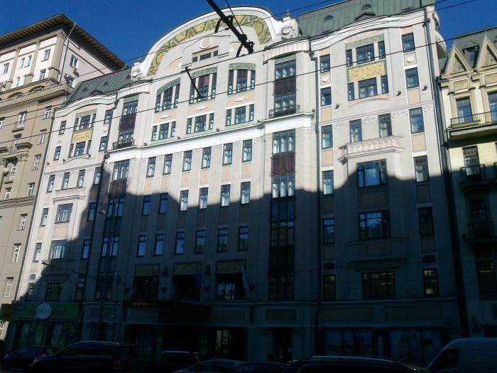 Гостиница «Мариотт Тверская» 5