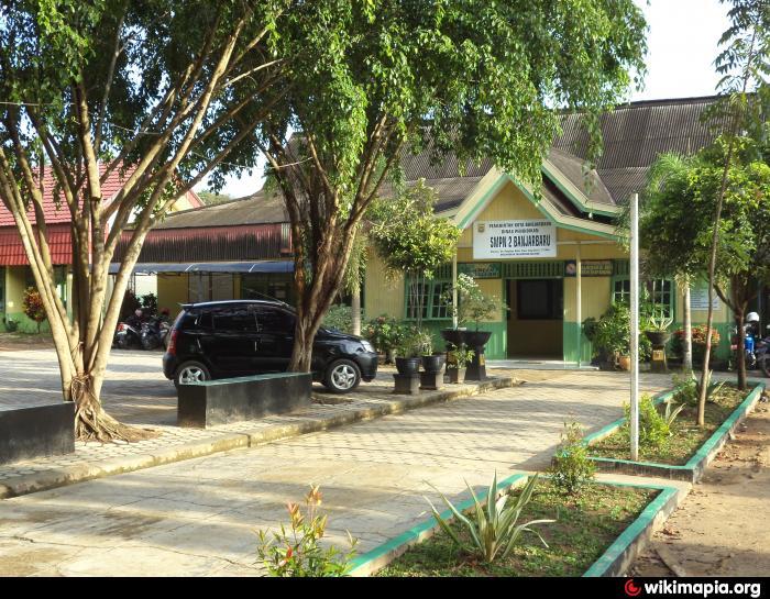 Banjarbaru Indonesia  City new picture : SMPN 2 Banjarbaru Bahasa Indonesia