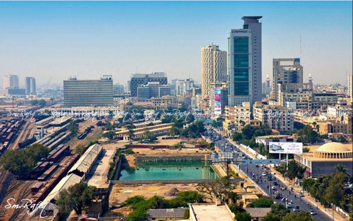 essay on my favourite city karachi