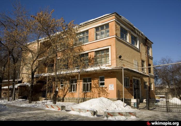 Персонал больницы 20 г.москва