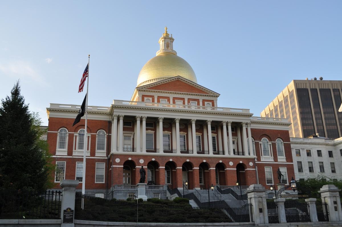Massachusetts state house boston massachusetts for Building a house in ma
