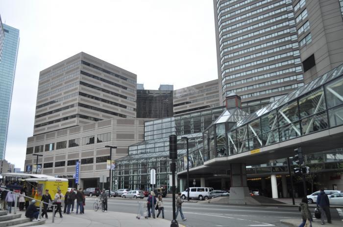 Copley square mall copley place boston massachusetts