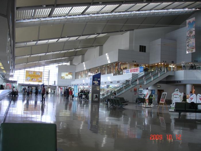 Niigata Airport - Niigata City