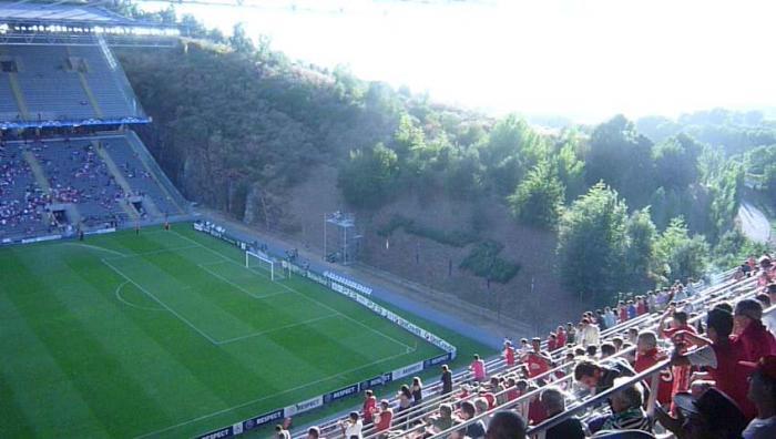Resultat d'imatges de estádio municipal braga