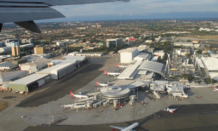 Aeroporto Int Osv Viera : Aeropuerto internacional de sidney