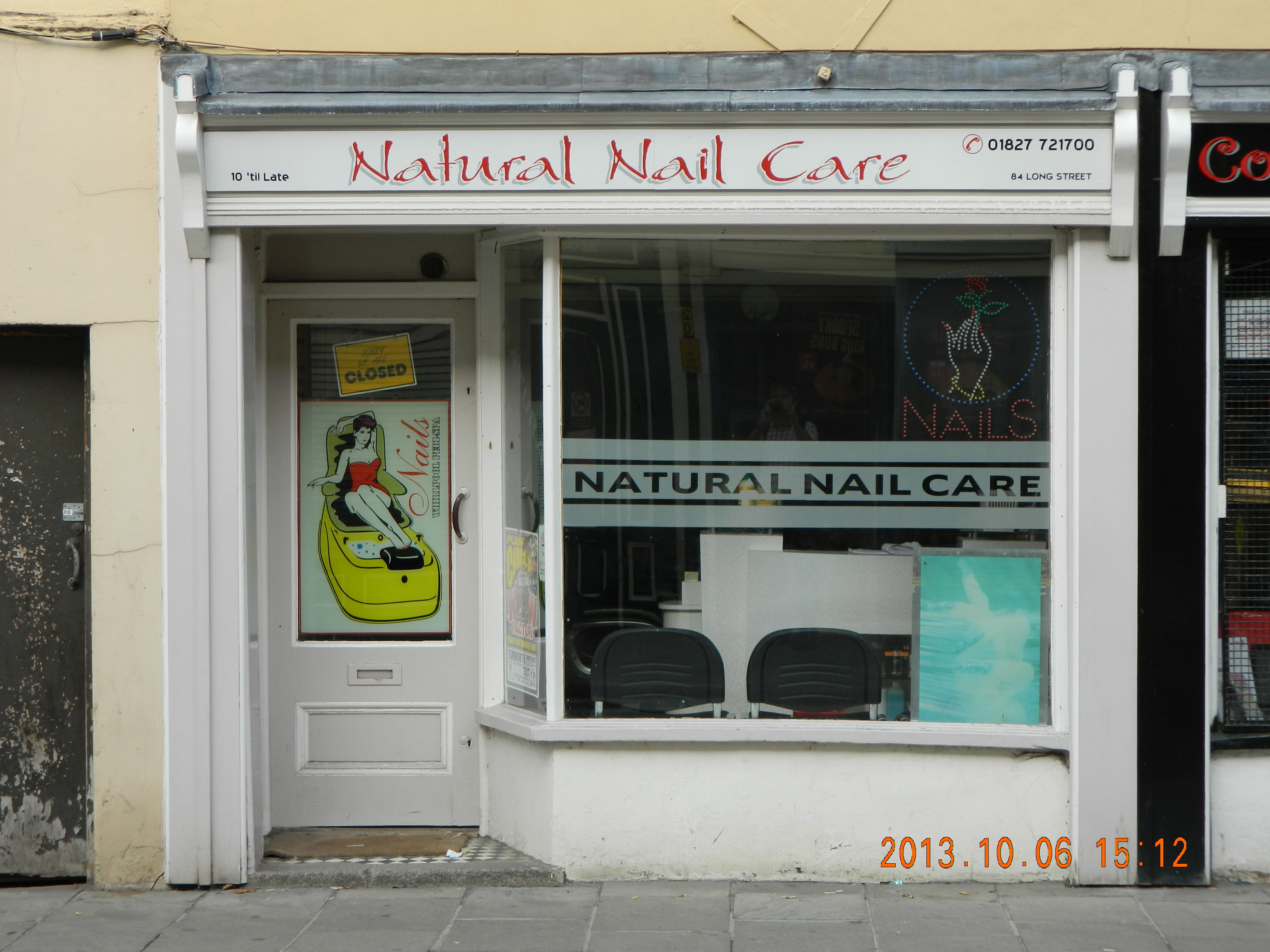 Natural Nail Care - Atherstone