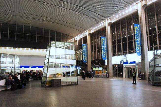 Варшава-средместье, платформа 2