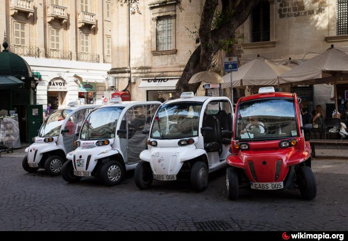 Electric Taxi