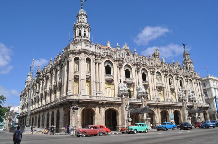 Great Theatre of Havana - Havana