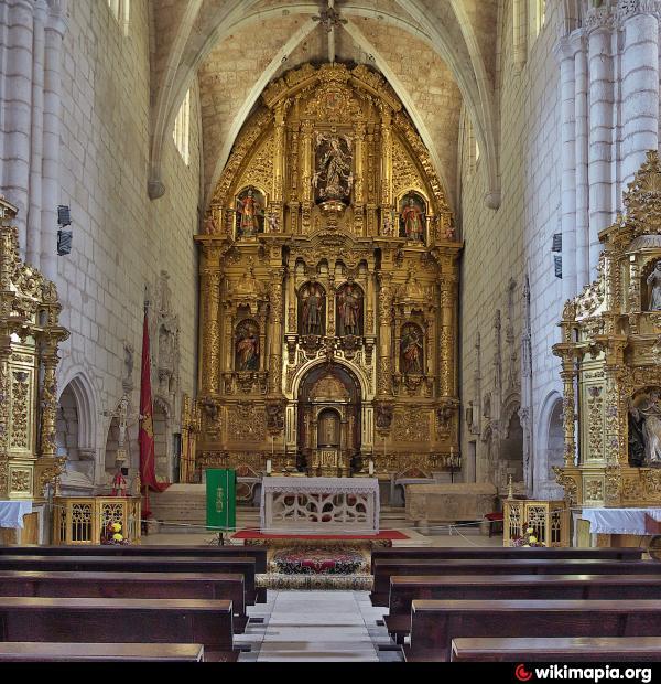 Colegiata de San Cosme y San Damián (Covarrubias) Burgos - Covarrubias