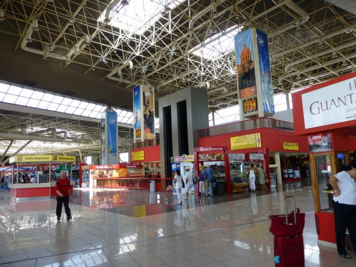 Aeroporto Jose Marti : José martí international airport hav muha havana
