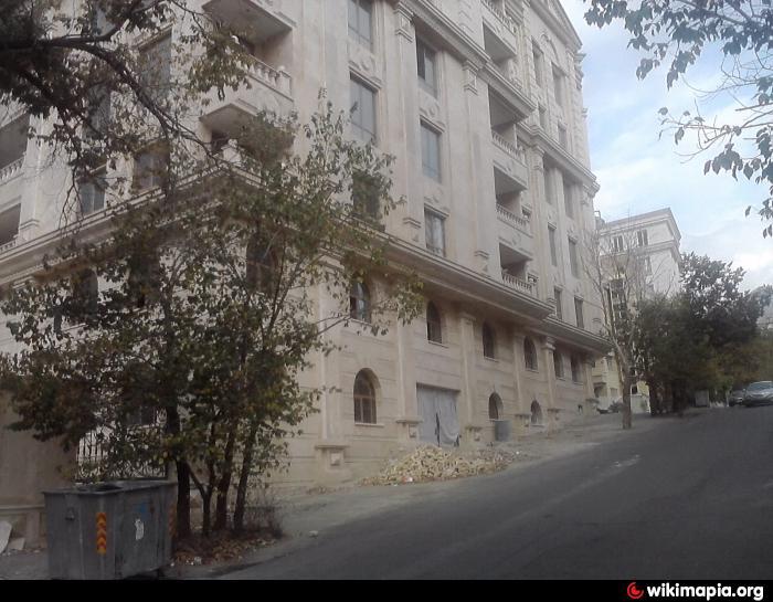 محل دائمی نماشگاههای بین المللی تهران ساختمان مسکونی
