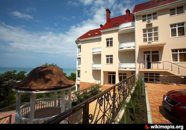Лазаревское карамель сайт отеля