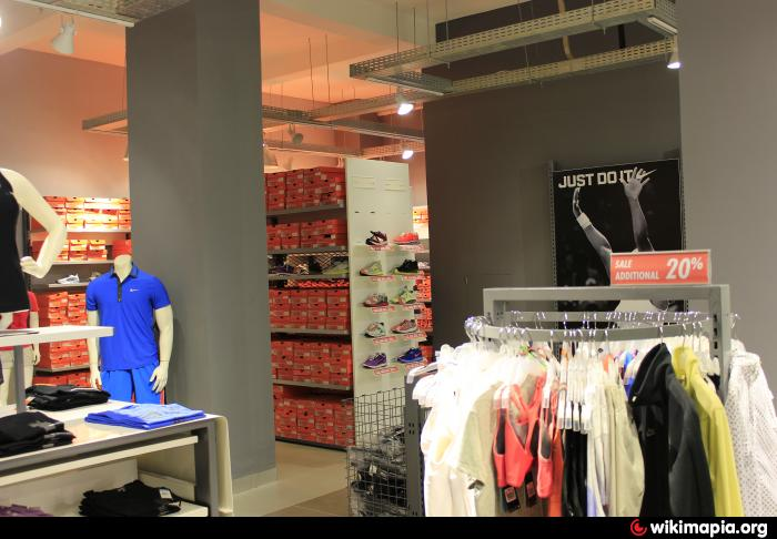 nike outlet alam sutera
