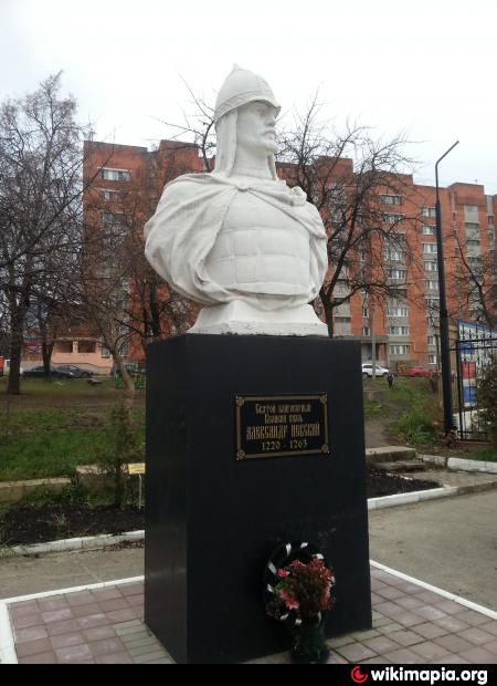 Памятник невскому тула оградки своими руками чертежи и фото