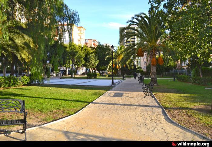 Parque del rosario for Agro jardin estepona