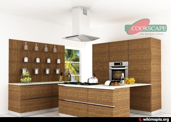 Cookscape Modular Kitchen Porur Chennai Chennai