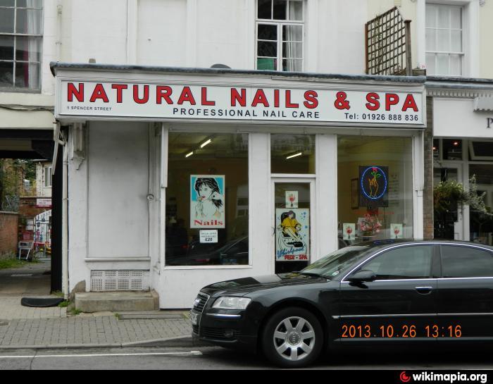 Natural Nails & Spa - Royal Leamington Spa