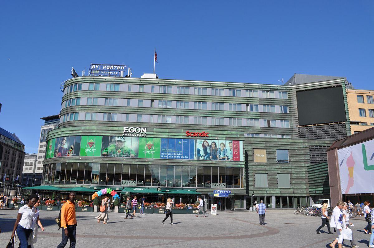 kjøpesenter oslo og akershus