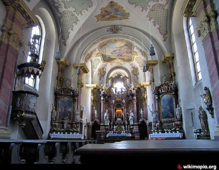 sandkirche aschaffenburg. Black Bedroom Furniture Sets. Home Design Ideas