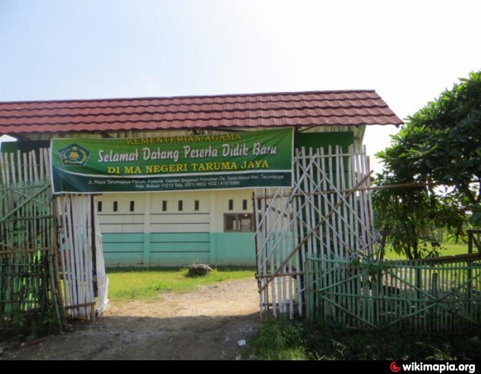 Madrasah Aliyah Negeri Tarumajaya Bekasi - Setiamulya