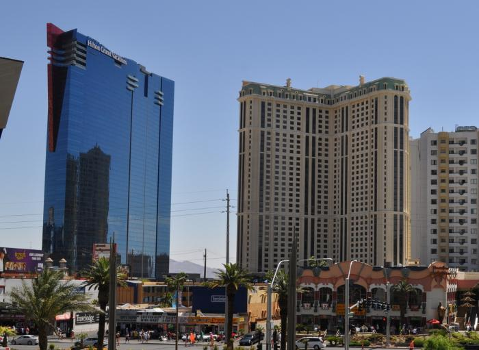 timeshare + vegas strip
