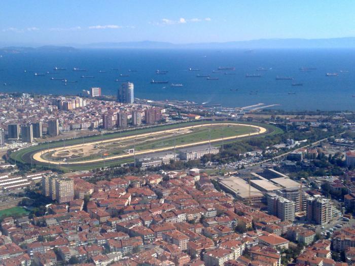 Veliefendi Hippodrome - Istanbul