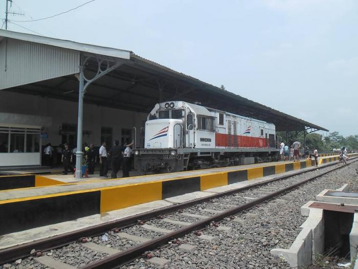 Stasiun KA Cianjur - Cianjur