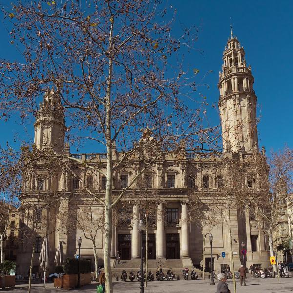 correos oficina central barcelona