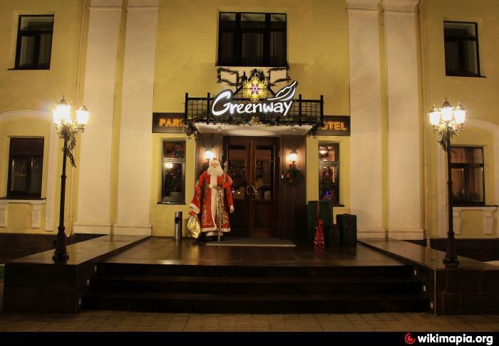 гостиницы в городе обнинске