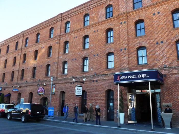 San Francisco Fisherman's Wharf Hotels | Argonaut Hotel