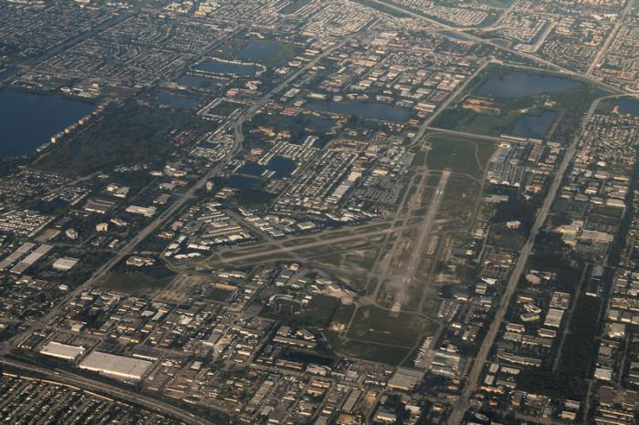 Fort Lauderdale Executive Airport  Fxe