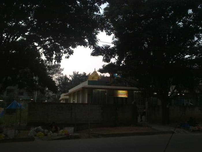 Vinayaka and subramanya temple aecs layout बेंगलुरू