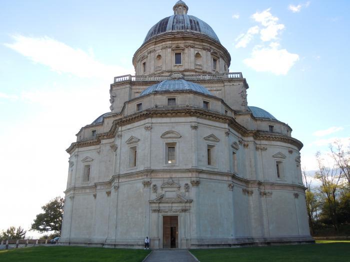 Church Of Santa Maria Della Consolazione Todi