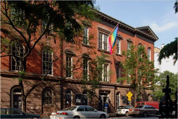 New york gay and lesbian community center