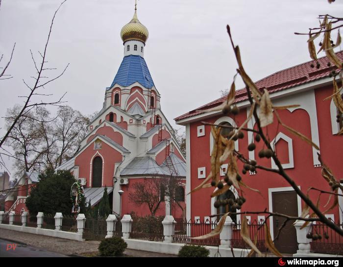 Фото церкви ужгорода