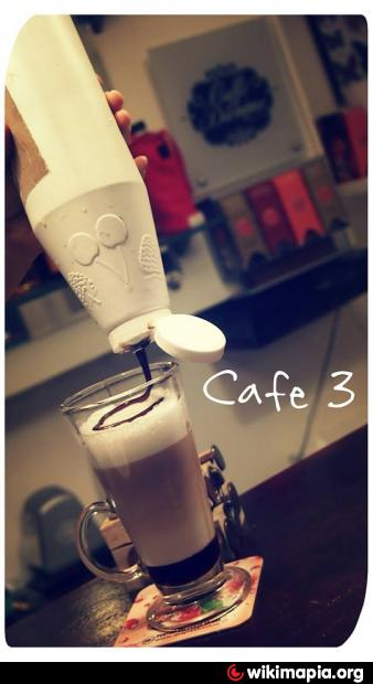 Cafe 3 Bucureşti