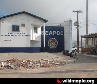 Resultado de imagem para CASA DE CUSTODIA DE CAMPOS DOS GOYTACAZES