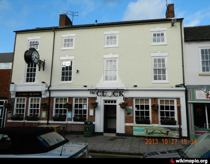 Atherstone United Kingdom  city images : restaurant , pub / public house , entertainment to be replaced ...