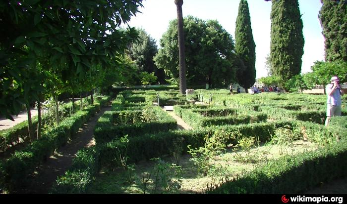 Jardins farn se rome for Alexandre jardin wikipedia