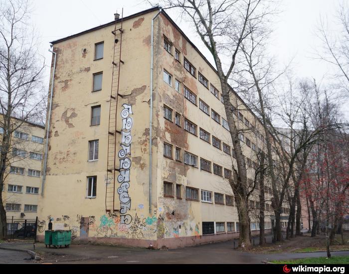 1-й балтийский переулок