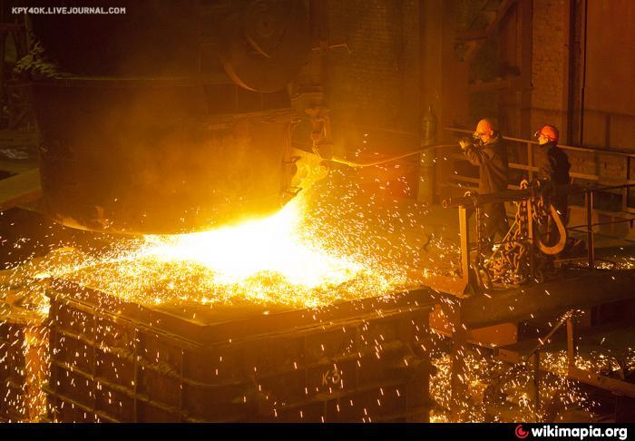 Имущество Томского чугунолитейного завода распродадут за 60 млн. рублей
