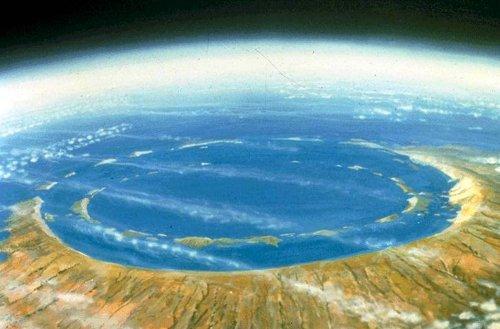 Cratère de Chicxulub