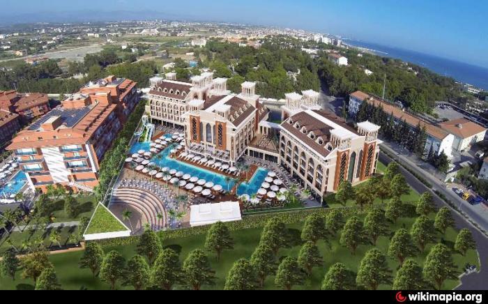Diamond Elite Hotel Spa Antalya