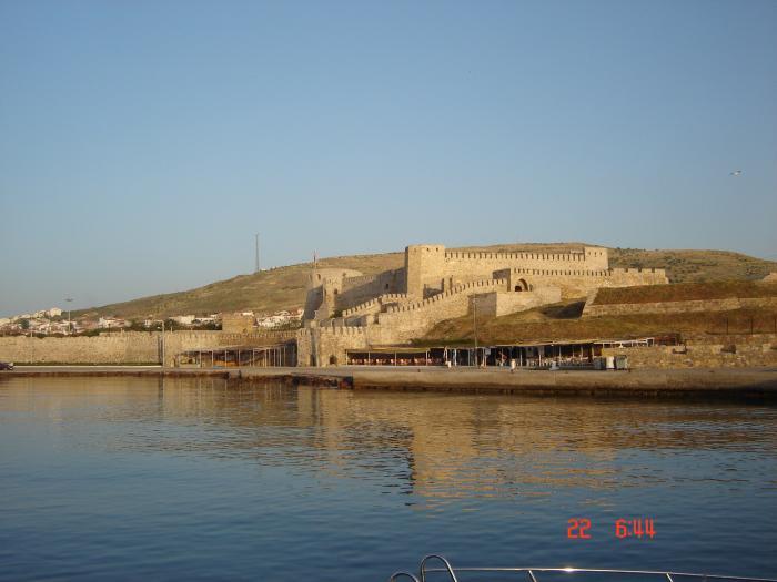 Bozcaada Kalesi - Bozcaada Castle - Bozcaada